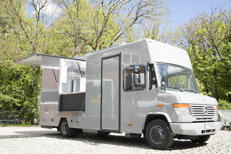 Truck 2, Mercedes Benz 313 D
