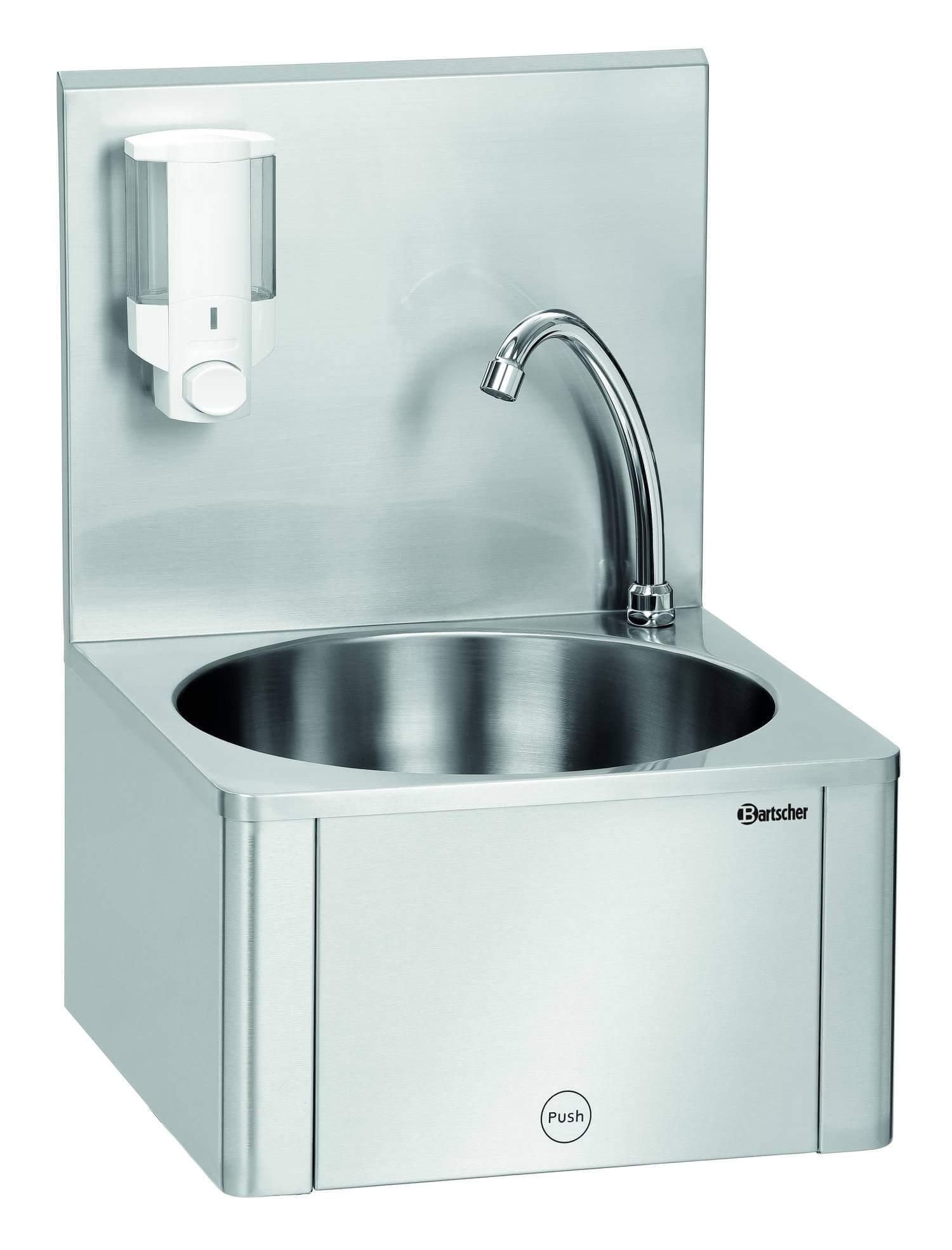 Handwaschbecken W10-KB Plus